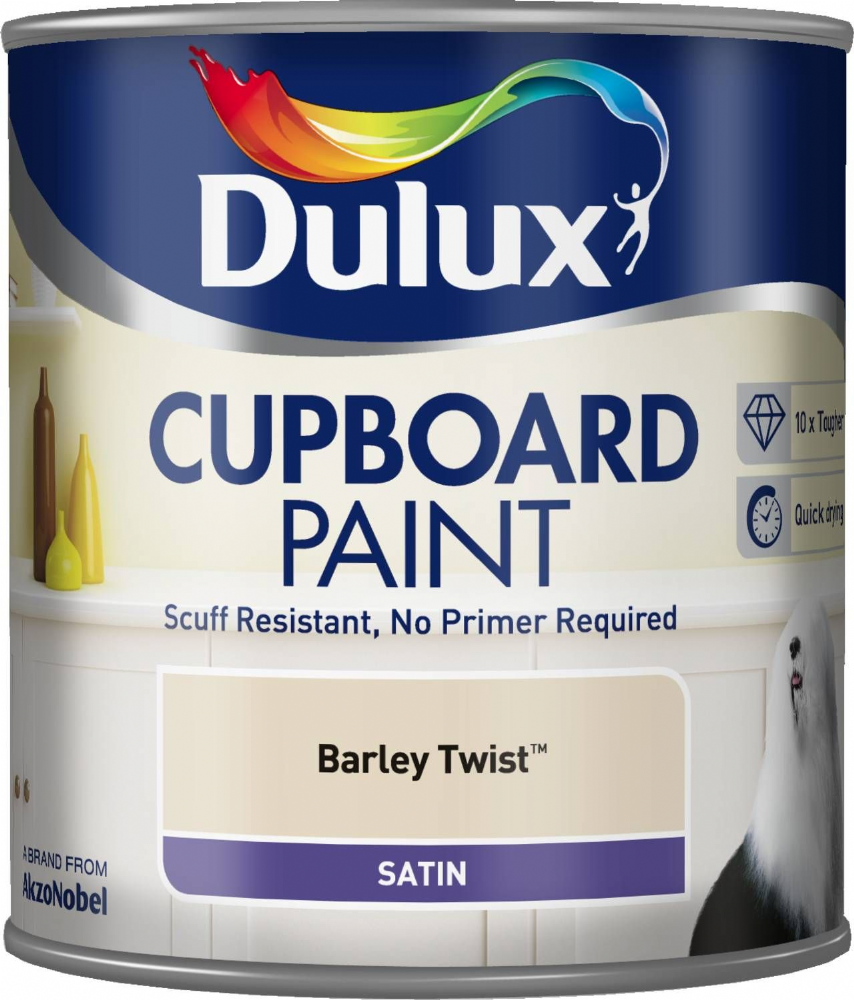 Dulux Cupboard Paint 600ml